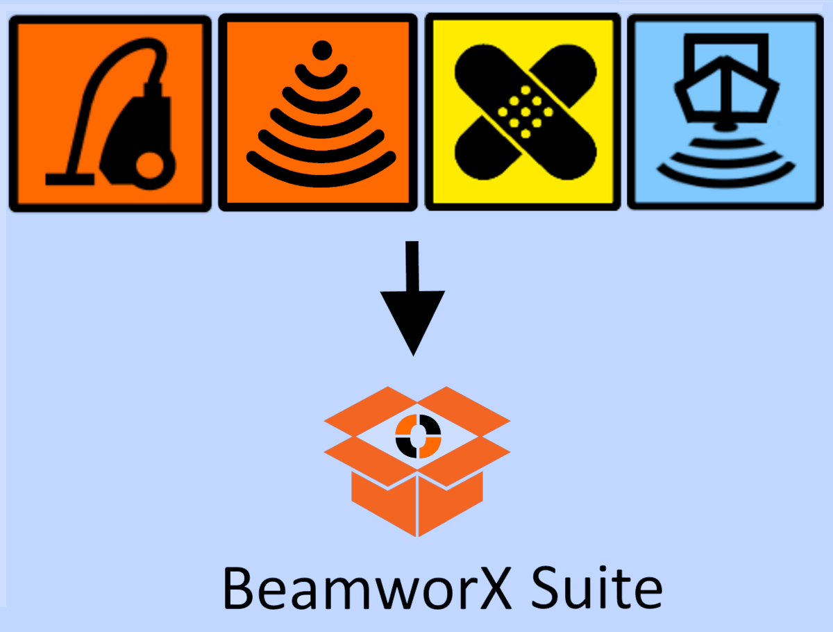 First Release of BeamworX Software Suite 2018.1